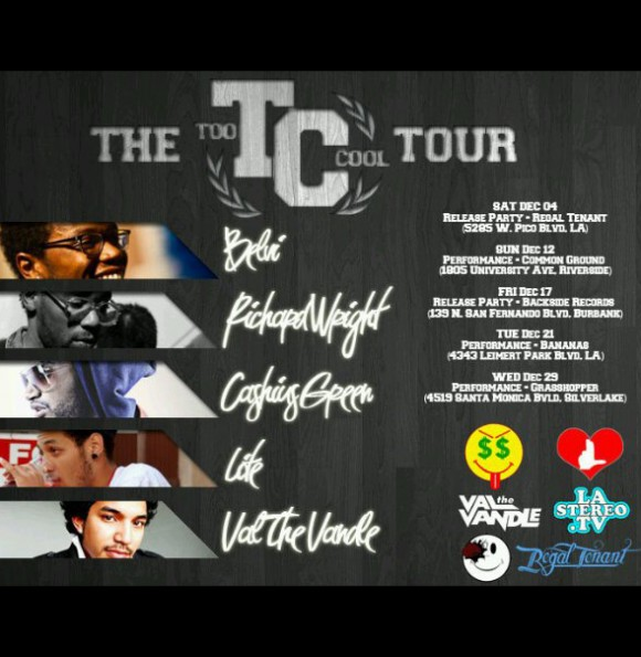 The Too Cool Tour